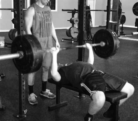 high school bench press record three tips to improve your bench bress