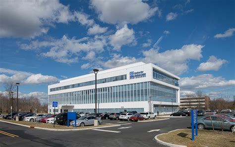 bridge emergency room office building fit out project wm blanchard nj construction company