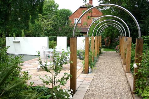 Garden Arch Modern Lovley Large Garden By Andy Sturgeon In Dulwich South East