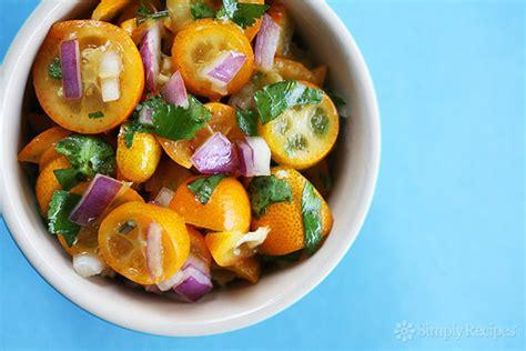 kumquat salsa recipe simplyrecipes com