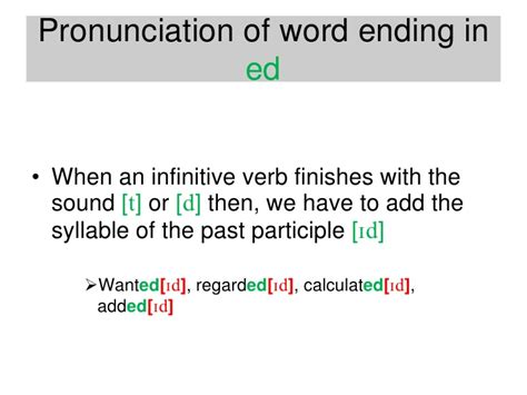 L Pronunciation by Pronunciation S Ed