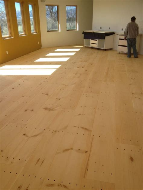 Wide Plank Pine Flooring Wide Plank Pine Flooring Solid Or Engineered E D Bessey Lumber Products