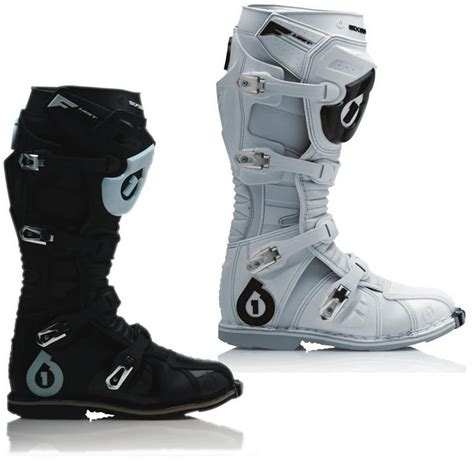 clearance motocross boots sixsixone 2012 flight motocross boots clearance