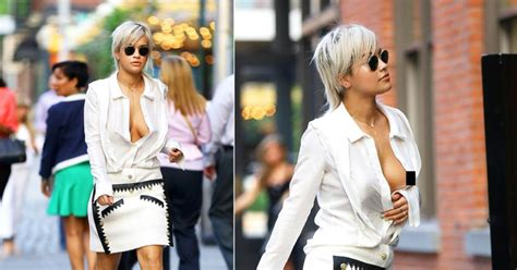 ny daily news celebrity wardrobe malfunctions rita ora photos celebrity wardrobe malfunctions ny