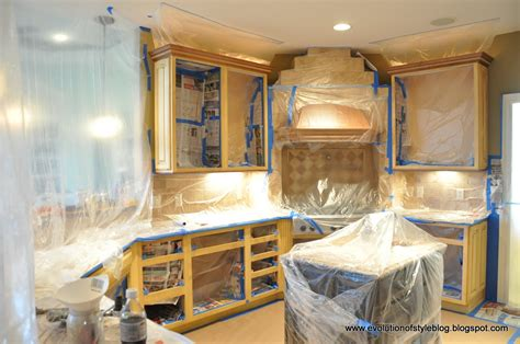 How To Paint Your Kitchen Cabinets Like A Pro Spraying Kitchen Cabinets White