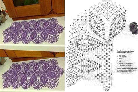 free crochet table runner patterns 142 knitting
