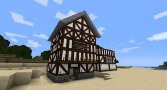 Cottage Blueprints 187 Mod 1 7 3 Timberframing Wtcraft Com Tout Sur Minecraft