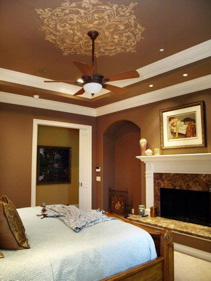 paint on tray ceiling favorite places spaces pinterest