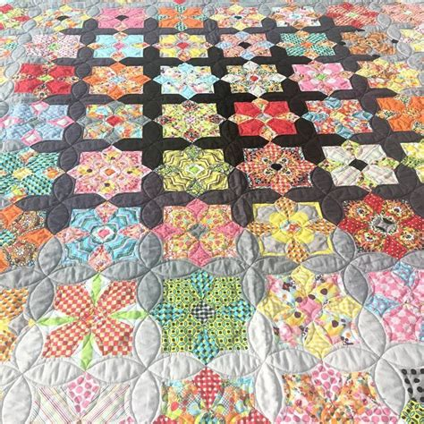 Patchwork With Busyfingers - 9 best quatrocolour images on quilt block