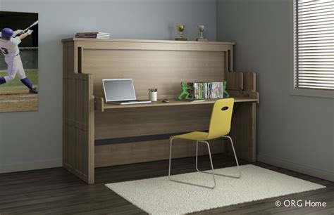 Desk That Converts To A Bed murphy beds wall beds custom closets and bedrooms