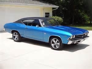 1969 chevrolet chevelle 69 chevelle s s 396 375 hp v8 4