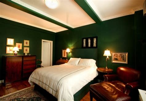 dark green bedroom ideas 50 excellent ideas of green wall design for bedroom
