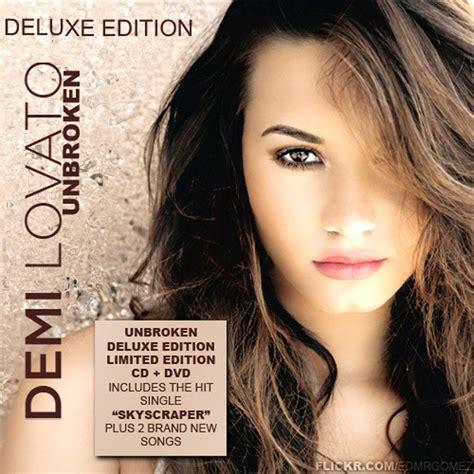 demi lovato unbroken album download unbroken japanese deluxe edition demi lovato mp3 buy