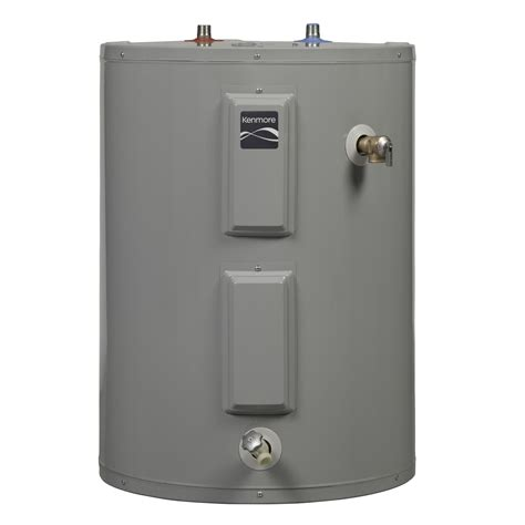 kenmore 58631 28 gal 6 year short electric water heater
