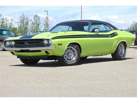 71 challenger for sale 1971 dodge challenger r t for sale classiccars cc