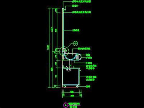 4 Bedroom 3 Bath House Plans Bathroom Sink Cad Section 3 Autocad Drawings