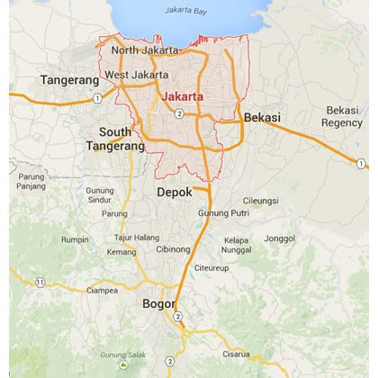 peta jakarta  jabodetabek kota tangerang selatan roblox