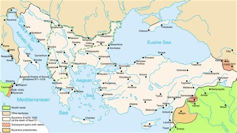 byzantine empire map file map byzantine empire 1025 en svg