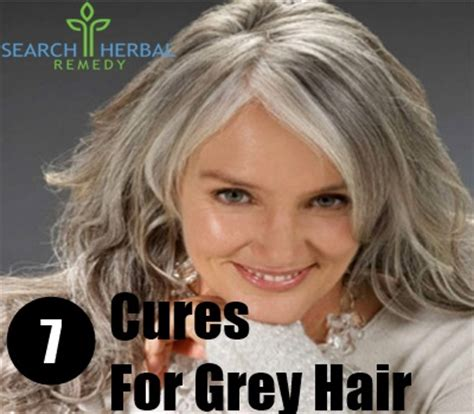 Hair Dryer Cure For Cold 7 cures for grey hair how to cure grey hair naturally