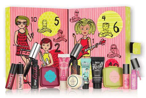 Benefit Advent Calendar 2016 Benefit Cosmetics Advent Calendar Available Now