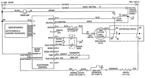 dryer motor wiring diagram 26 wiring diagram images