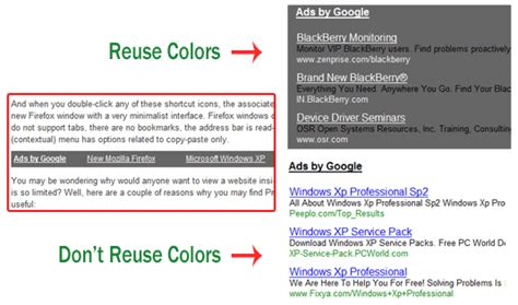 adsense link units improve performance of adsense link units on your site