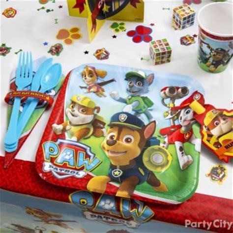 paw patrol table ideas paw patrol balloon column diy city