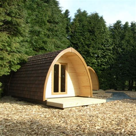 sea arch cabins the pod arched cing cabins shackitecture
