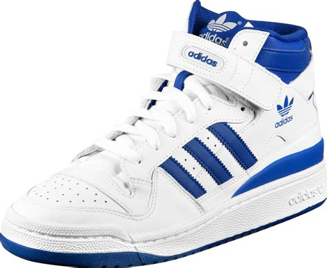 adidas forum mid shoes wht satell