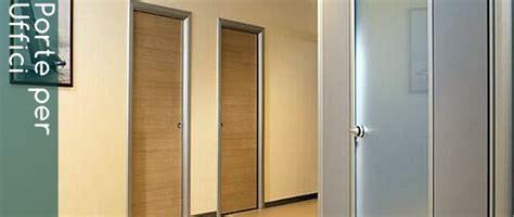 porte per ufficio linea ufficio pareti divisiorie vetrate open space