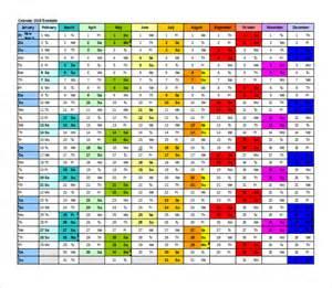Australian Calendar Template 2015 by Australian Calendar Template 2015 Bestsellerbookdb
