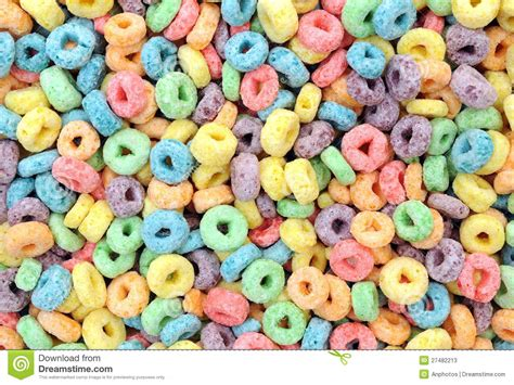 colorful cereal colorful cereal stock photos image 27482213
