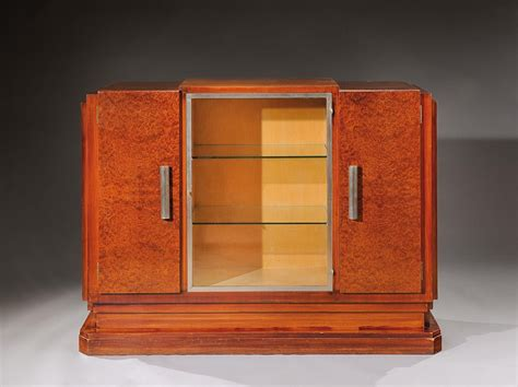 Cabinet Philippe Petit by Philippe Petit 1900 1945 Deco Cabinets