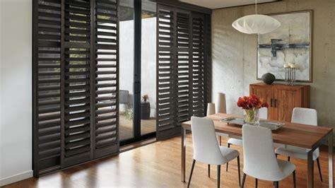 Sliding Glass Door Window Treatment Options 6 Sliding Door Window Treatment Options Angies List