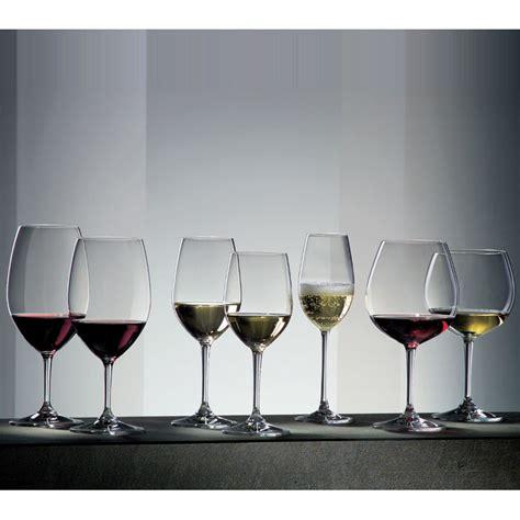 cafe design wine glass riedel restaurant 370ml wine glass wineware co uk