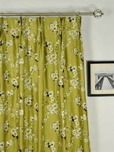Green Silk Curtains Ready Made Green Dupioni Silk Curtains Traditional Denver By Cheery Curtains