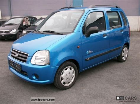 Suzuki Wagon R 1 3 Suzuki Wagon R 1 3 2006 Technical Specifications Of Cars
