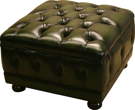 Chesterfield Stool by Georgian And Royal Foot Stools A1 Furniture