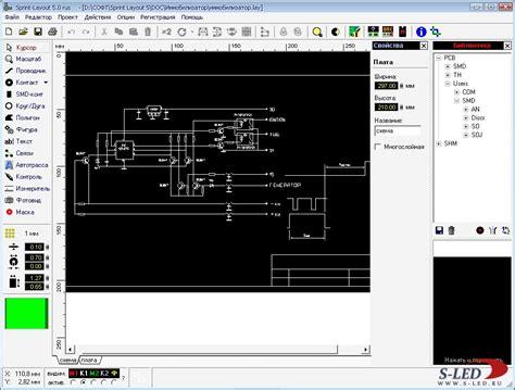 sprint layout lmk download библиотеки sprint layout installmichael