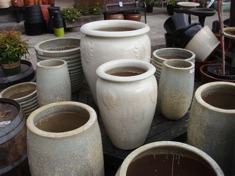 large ceramic planters planter designs ideas plus outdoor