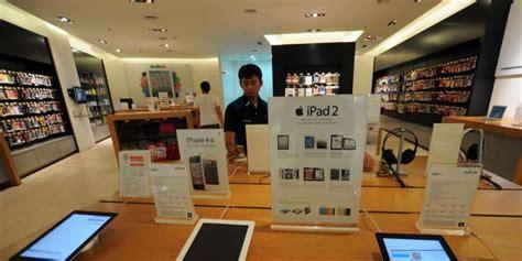 apple store semarang di indonesia hanya ada retailer bukan apple store resmi