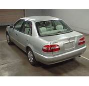 2000 Toyota Corolla AE110 XE Saloon For Sale Japanese