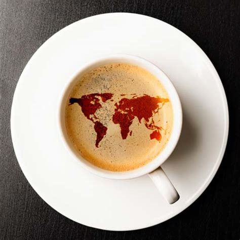 Coffees From Around The World by Coffee Flavors From All Around The World Foodal