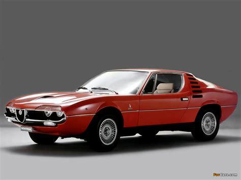 pictures of alfa romeo montreal 105 1970 1977 1024x768