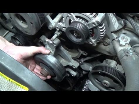 1996 Jeep Grand Thermostat Replacement How To Replace 3 7l Waterpump Thermostat And Coolant Temp