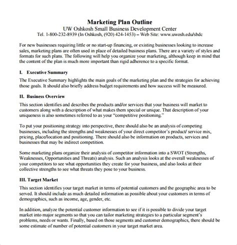 Pdf Report Writing Exle by 8 Marketing Report Templates Word Excel Pdf Formats