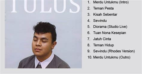 download lagu tulus download lagu sewindu tulus gratis