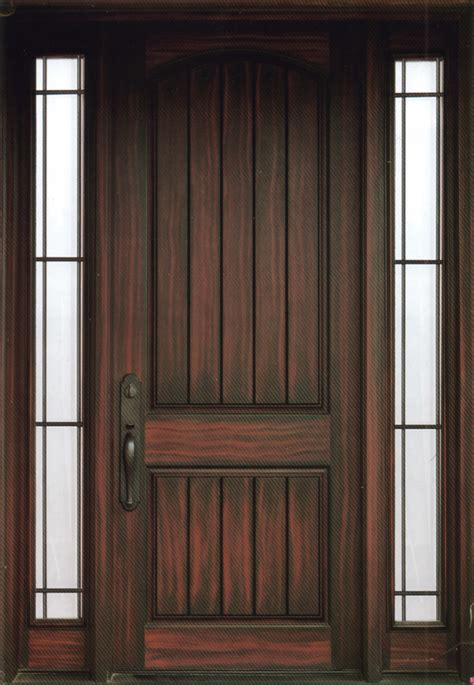 Exterior Entry Doors Fiberglass Exterior Captivating Image Of Rustic Farm Home Exterior And Front Porch Decoration Using Solid
