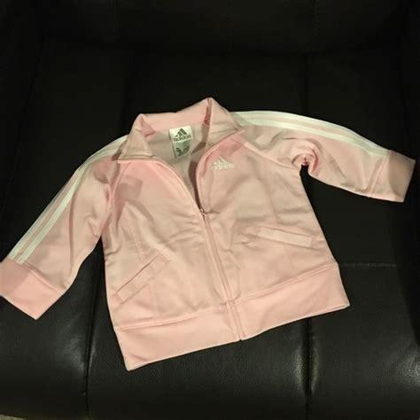 light pink adidas jacket 60 adidas other euc light pink adidas jacket