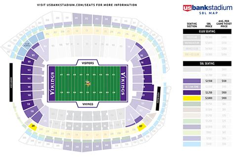 ultimate fan zone us bank stadium vikings fans secure more than 45 000 seats at u s bank